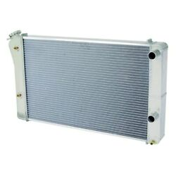 For Chevy Camaro 82-92 Afco Muscle Car Performance Radiator W Dual Fan
