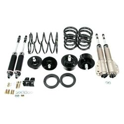 For Chevy Camaro 82-92 Weight Jack Kit 0-2.5 X 0-2.5 Front And Rear Street
