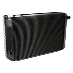 For Ford Mustang 79-93 Dewitts 1238012m Direct Fit Pro-series Aluminum Radiator