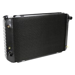 For Ford Mustang 79-93 Dewitts 1238012a Direct Fit Pro-series Aluminum Radiator