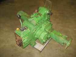 John Deere 950 Differential/ Transmission Complete Ch19236