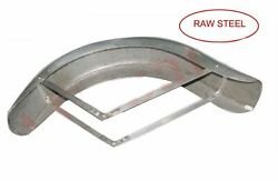 Front Fender Mudguard Raw Steel Sports Scout 1940 Models @ca