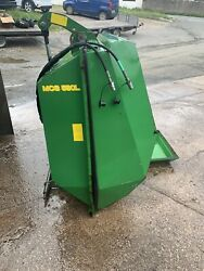 Andpound800+ Vat John Deere Mcs580l Collection System To Fit Tractors Compactand039s 3point