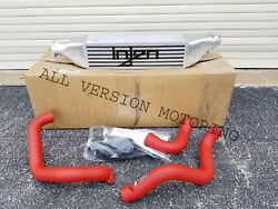 Injen Front Mount Intercooler + Piping 16-18 Civic 1.5l Turbo Free Gift Tax Back