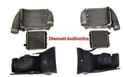 Audi Used Rs6 C5 Intercooler, Radiator And Duct Set