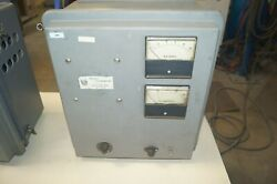 Remco Dc Plating Rectifier 50a