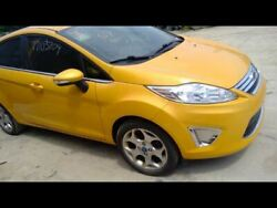 Front Clip With Led Parking-driving Lamps Se Fits 11-13 Fiesta 717881