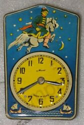 Ussr, Watches, Clocks The Little Humpbacked Horse, Mayak