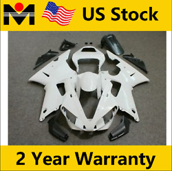 Aftermarket Fairings Kit Fits For Yamaha Yzf R1 2000-2001 Abs Injection Molded