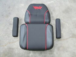 Grasshopper Oem Seat Cushion Back And Arm Rests Kit 321518 321519 321523 2005+