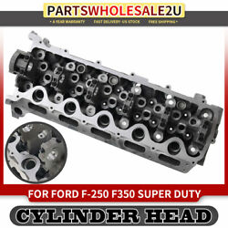 Cylinder Head 9c3z6049b For Ford F35 F-250 F350 Super Duty V10 6.8l Front Right