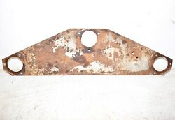 Cub Cadet 1450 Tractor 44 Deck Spindle Mounting Plate Ihc Riding Mower Part