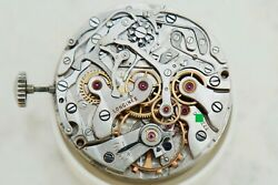 For Sale Longines Movement Cal. 30ch Chronograph Mechanical Edition Of 1950 Year