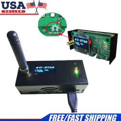 Assembled Mmdvm Hotspot Support P25 Dmr Ysf Antenna For Remote Walkie Talkie Usa