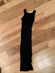 ASOS CROSS BACK MIDI DRESS! Ribbed Tank Dress Size 8 New with Tags So Cute! :) $24.99
