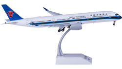 1200 33cm Jc Wings China Southern Airbus A350-900 Passenger Plane Diecast Model
