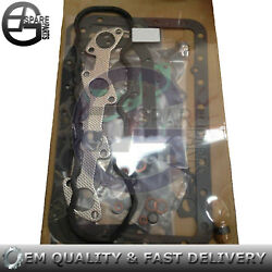 New Full Overhaul Gasket Set For Mitsubishi Mt25 Tractor K4f Engine Parts