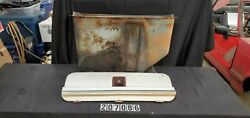 67 68 69 70 71 72 Ford Truck Bed Side Tool Box Storage Compartment 207086