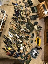 Gi Joe Toy Lot Vintage Items