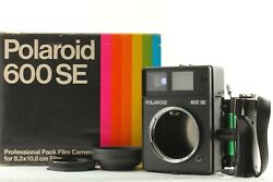 [mint As-is Box] Polaroid 600 Se Instant Film Camera Body Only From Japan 2074