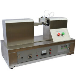 Toothpaste Cosmetic Ultrasonic Soft Tube Sealer Machine +date Marking 110 Or 220