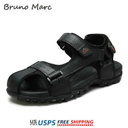 Bruno Marc Mens Outdoor Fisherman Sports Sandals Beach Walking Shoes Water Shoes