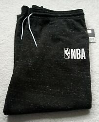 Nba Menand039s Jogger Comfort Fit With Elastic Waistband Size 4xl Net Dry Pants