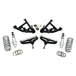For Chevy Malibu 78-83 Umi Performance 3059-4-b Front Handling Kit Stage 4