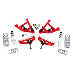 For Chevy Malibu 78-83 Umi Performance 3059-1-r Front Handling Kit Stage 1