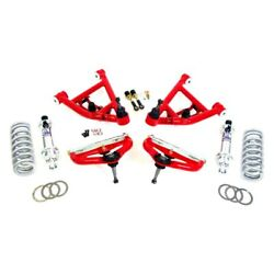 For Chevy Malibu 78-83 Umi Performance 3059-4-r Front Handling Kit Stage 4