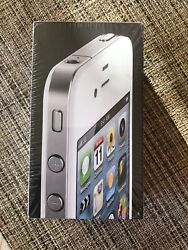 Apple Iphone 4 - 8gb - New In Box Factory Sealed Very Rare Collectible