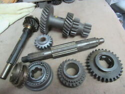 40-58 Dodge 1394369 Pickup 3 Speed Complete Gear Set Wt234-8a New