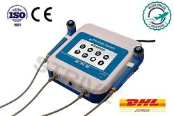 2 Probes Lcd Low Level Laser Therapy Machine Red Laser And Infrared Laser Machine