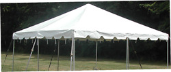 20andrsquo X 20andrsquo Comercial Grade Tent Made In The Usa Heavy Duty