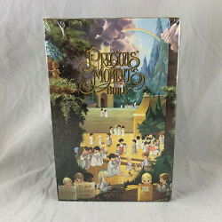 1996 Precious Moments Bible Childrens Edition Leather Bound - New Sealed Rare