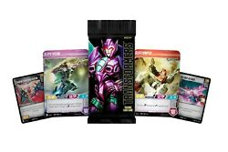 Sdcc 2018 Hasbro Exclusive Transformers Trading Card Game