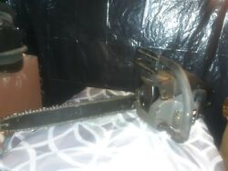 Sears Craftsman Chainsaw 2.3 Cubic Inches 18 In Bar 358 Model Bar Chain Parts