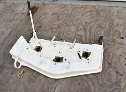 Sears Ss-12 Garden Tractor Empty 42 Deck Shell Riding Lawn Mower Part