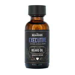 All Natural Beard Oil Proudly Made in the USA Live Bearded The Executive