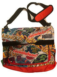 Nickelodeon Las Vegas Licensing Expo 2016 Promo Folder Crossbody Tote School Bag $8.90