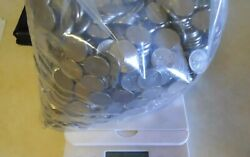 3 Sealed 100 Bank Bags 300 Face Value Unsearched Jefferson Nickels Circulated