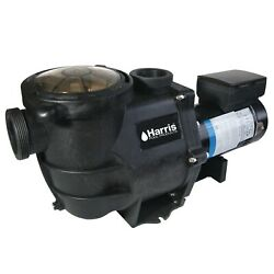 Harris Pool Products In-ground 2-speed Swimming Pool Pumps