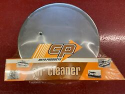 Vintage Chrome Plated Cp Auto Products Ford Pinto Mustang 9 Air Cleaner 1970 And039s