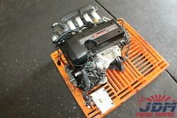 Toyota Altezza Sxe10 Rs200 Is200 Beams Vvt-i Engine Free Shipping Jdm 3s-ge 5