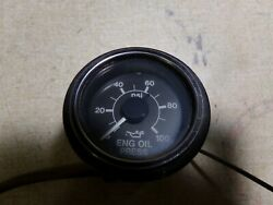 Commercial Truck Engine Oil Pressure Gauge Free Shipping