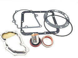C4 Ford Seal Kit W Cork Pan Gasket W Front Bronze And Rear Bronze Bushing And Filter