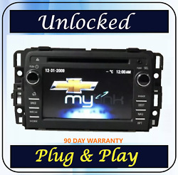 Gm765a Unlocked Chevy Mylink Touch Screen Navigation Radio