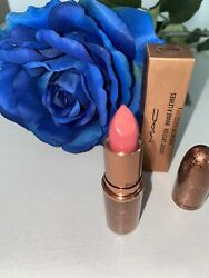Mac Bronzer Lipstick Limited Edition 2020 - Set To Sizzle Full Size 0.1 Oz / 3.0