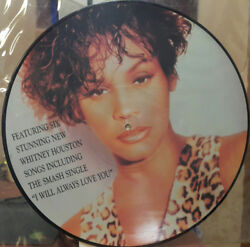 Whitney Houston - I Will Always Love You The Bodyguard Rare 12 Picture Disc Lp