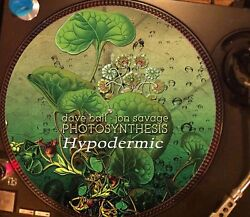 Dave Ball And Jon Savage Soft Cell - Hypodermic Rare 12 Picture Disc Promo Lp